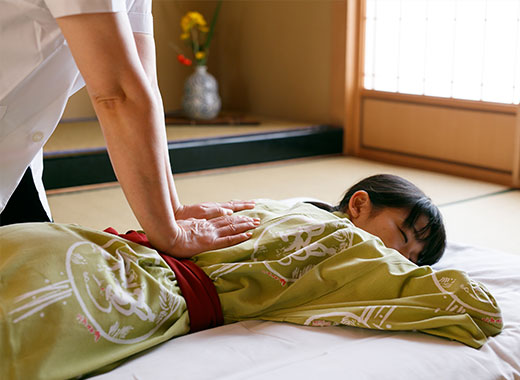 Massage in Your Room