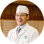 Head Chef Yoshiyuki Mure